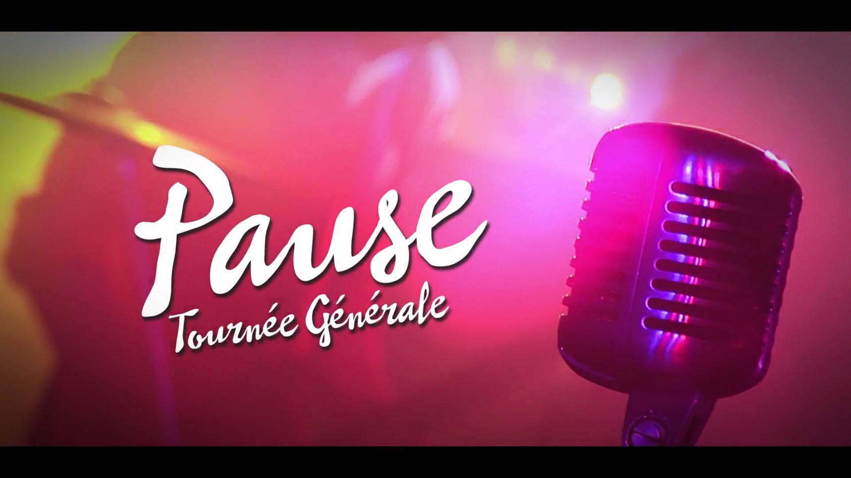 Album «Pause»