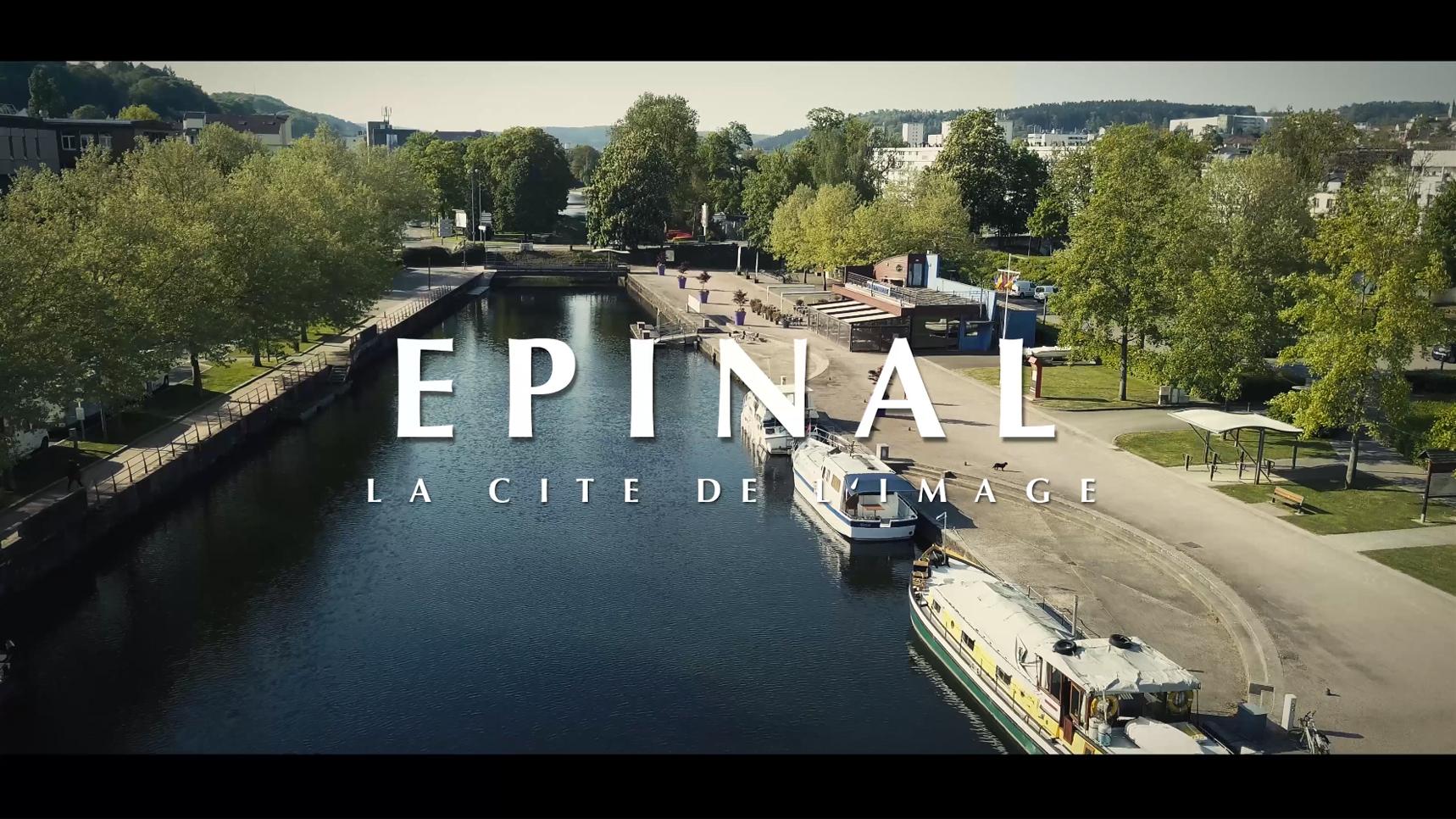 Epinal, la cité de l'image !