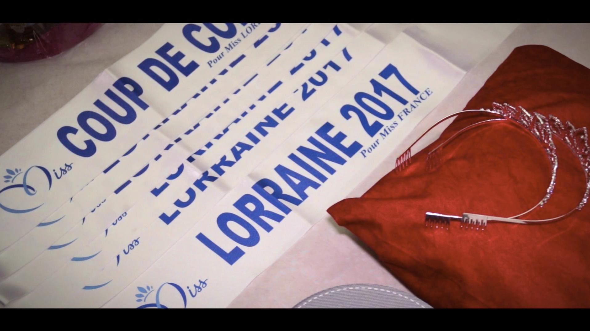 Élection Miss LORRAINE 2017