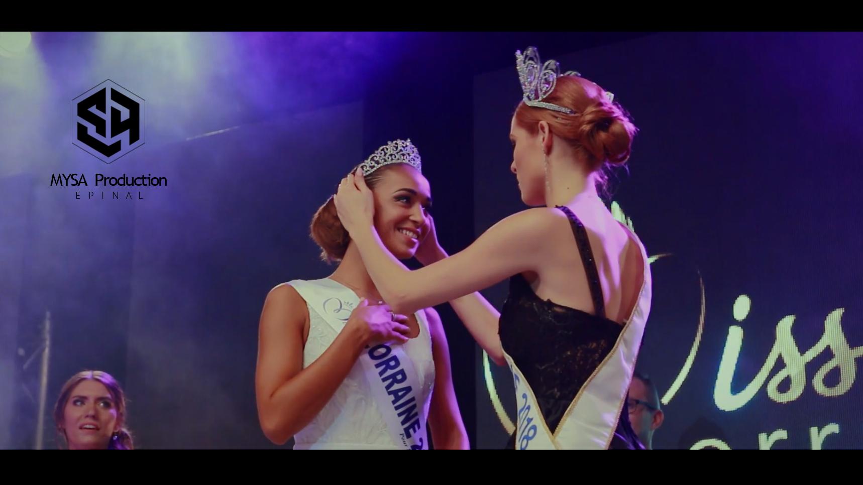 Élection Miss LORRAINE 2018