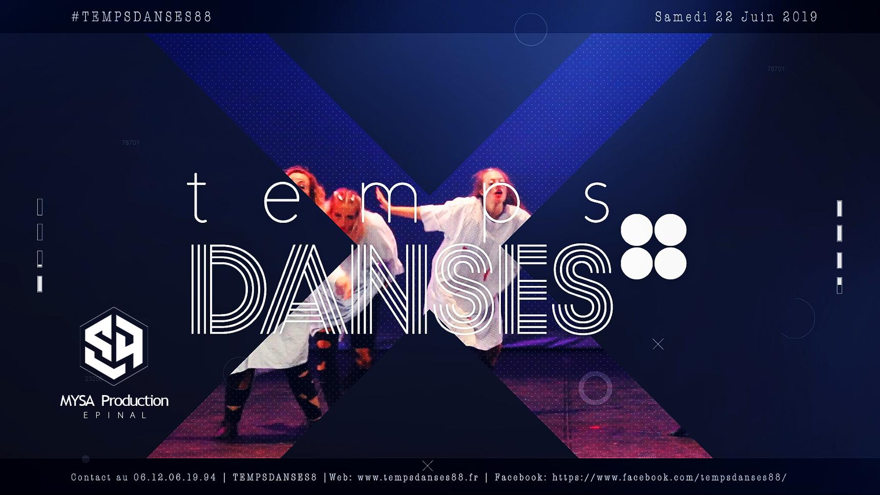 Temps Danses 88